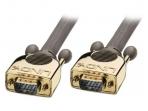 VGA kabelis 15M-15M 2m, 2048x1536, Gold Lindy WQXGA