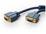VGA kabelis 15M-15M 5m, 2560x1600, Clicktronic