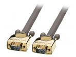 VGA Premium klasės kabelis 15M-15M 100m WQXGA, Lindy