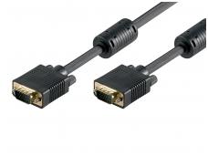 VGA kabelis 15M-15M 20m
