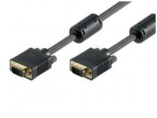 VGA kabelis 15M-15M 30m