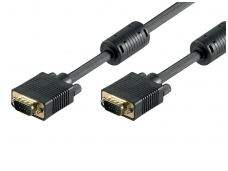 VGA kabelis 15M-15M 50m