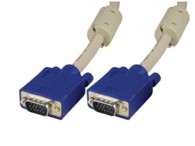 VGA kabelis 15M-15M 25m