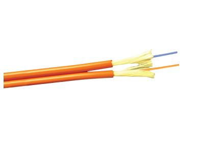 Vidinis optinis kabelis 2x50/125 (ZIP)