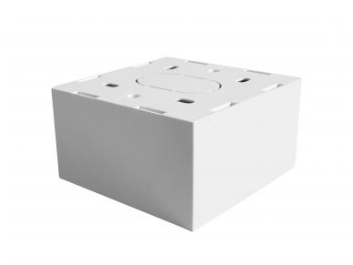 Virštinkinė dėžutė 86x86x47mm 2