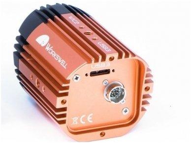 Workswell termovizorinė kamera WIC-336-FUW 2