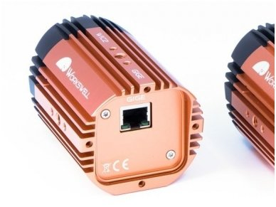 Workswell termovizorinė kamera WIC-640-DFGW 2