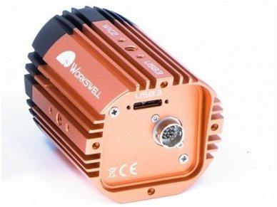 Workswell termovizorinė kamera WIC-640-DFUW 2