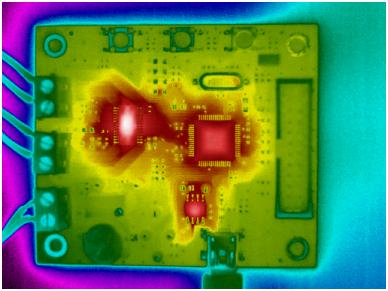 Workswell termovizorinė kamera WIC-640-DFUW 11