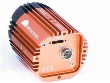 Workswell termovizorinė kamera WIC-640-FUW 2
