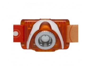 Žibintuvėlis LED LENSER SEO 3 3xAAA 100Lm, oranžinis 2