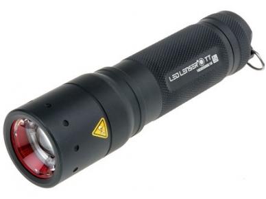 Žibintuvėlis LED LENSER TT 3xAAA 280Lm